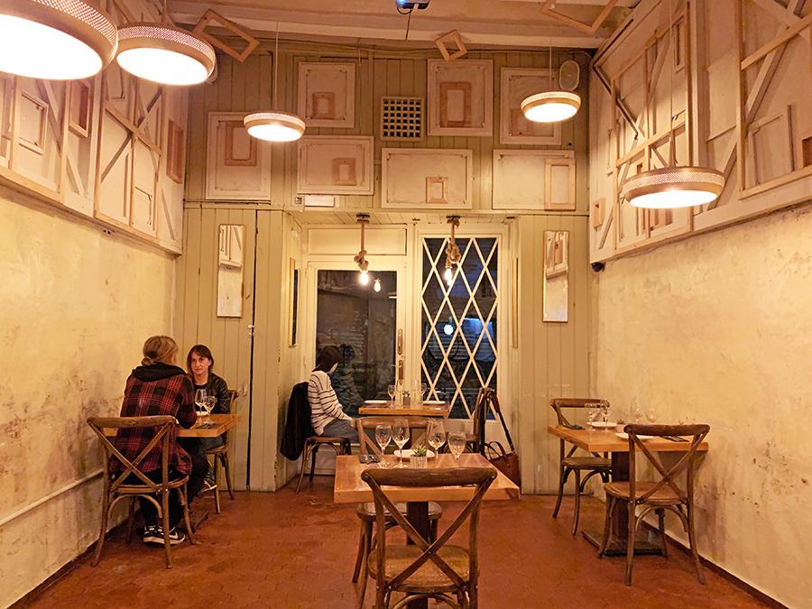 restaurante arume