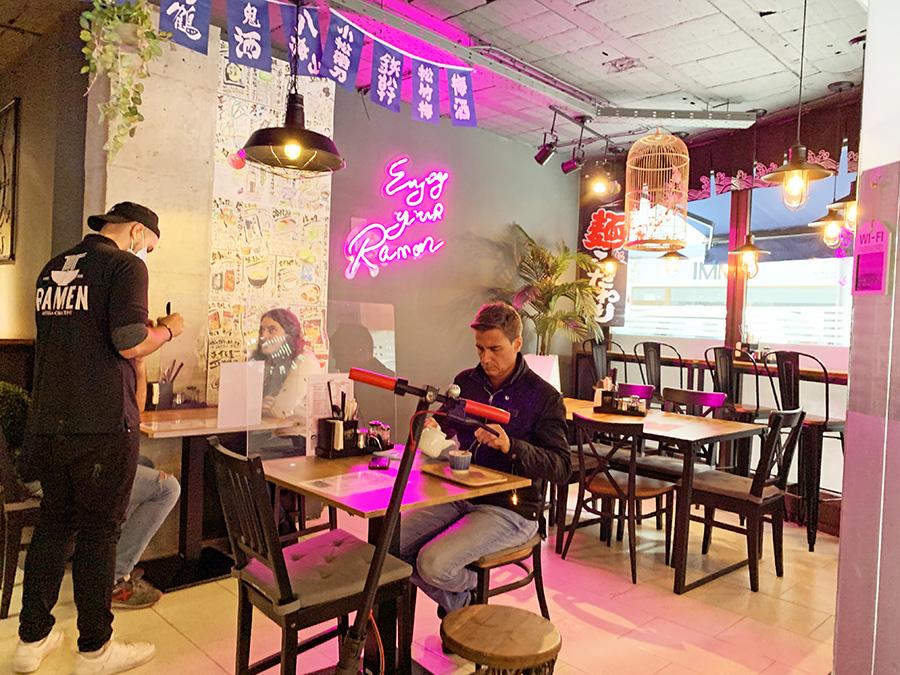 restaurante ramen andorra