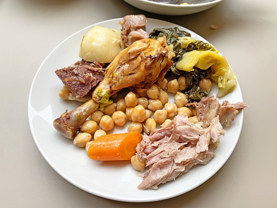 Amaica Restaurante Barcelona carn d'olla