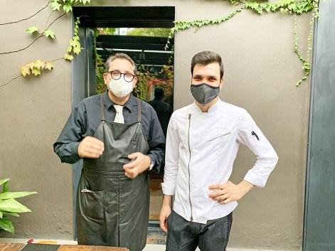 Restaurante Ca L'Enric Girona