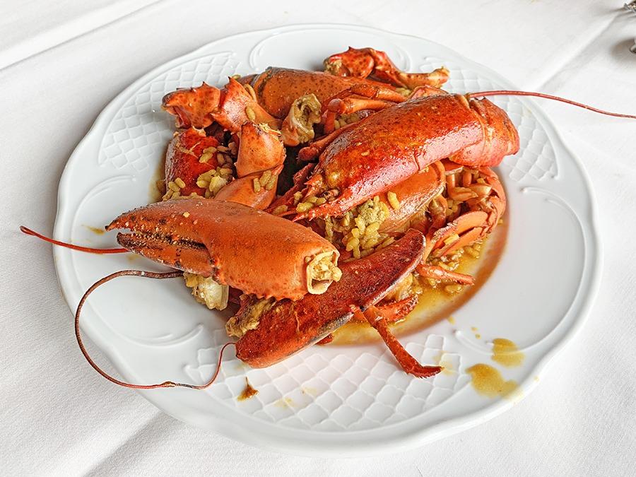 restaurante mediterrani segur de calafell