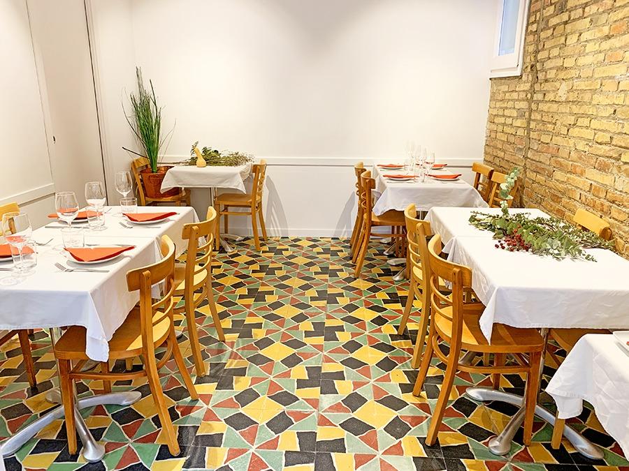 restaurante Sant Gervasi Amaica