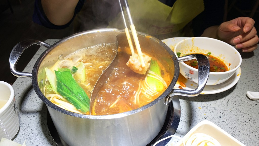 restaurante SLX Sichuan Hot Pot