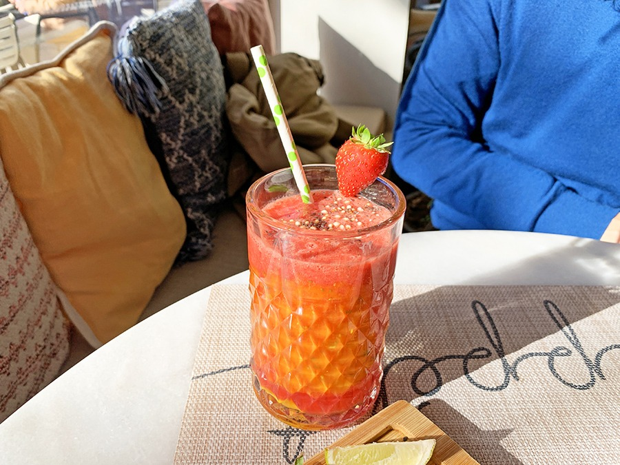 restaurante barcino food brunch barcelona