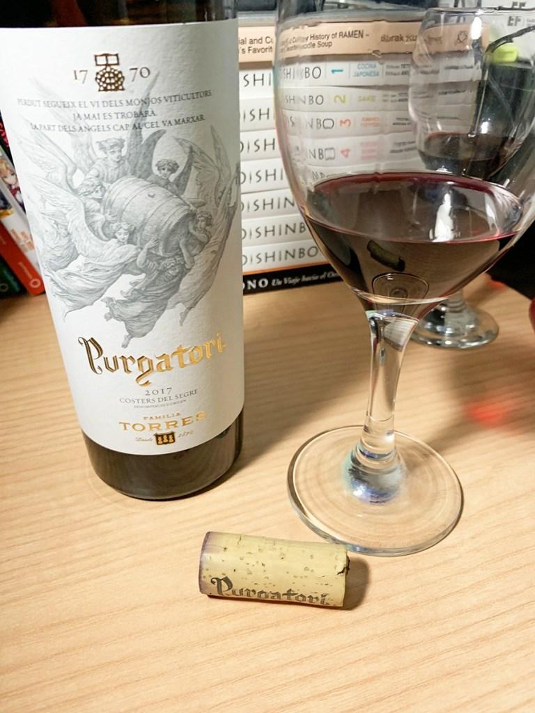 Cata de vinos Costers del Segre