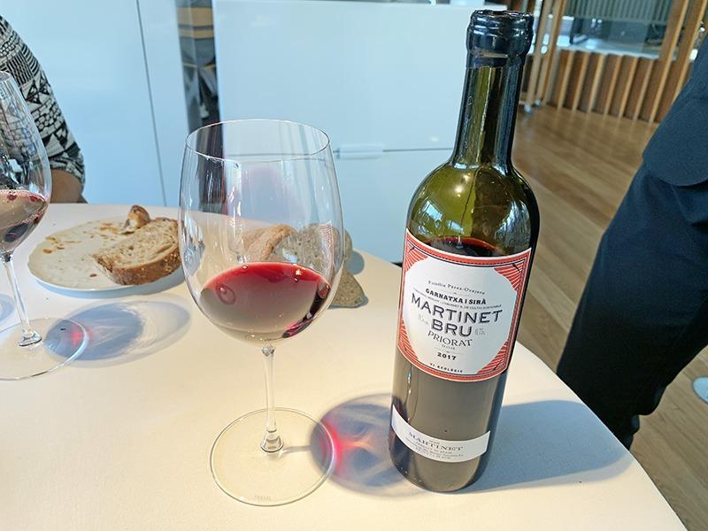 El Celler de Can Roca 2021 vinos