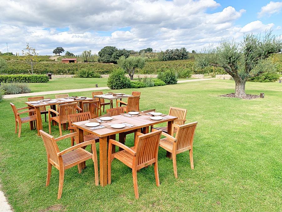 Jardín Restaurante El Celleret