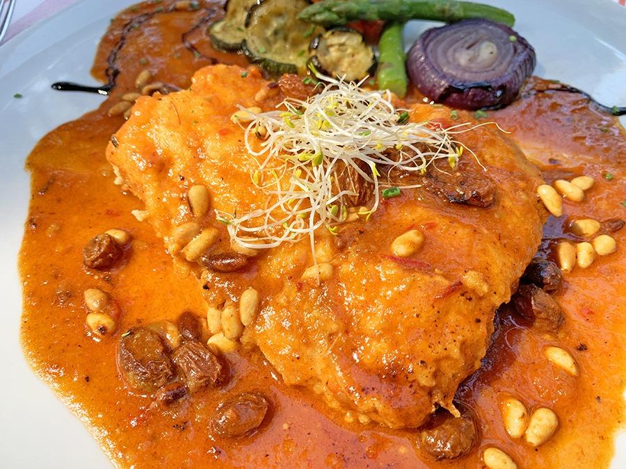 Menú Gastrogavà La Pineda
