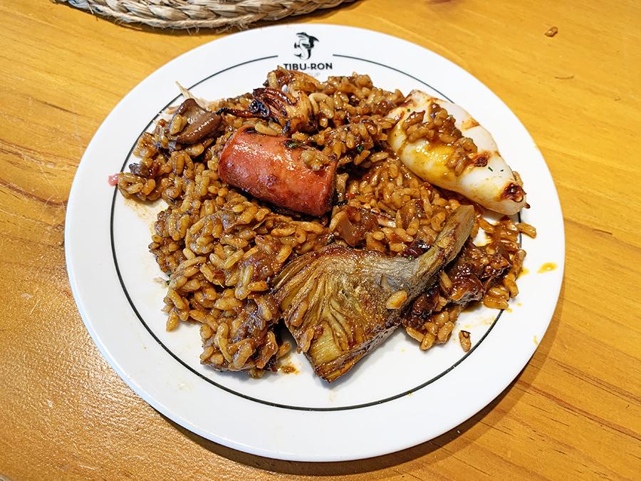 Taberna Tiburon Castelldefels Tapas Arroces