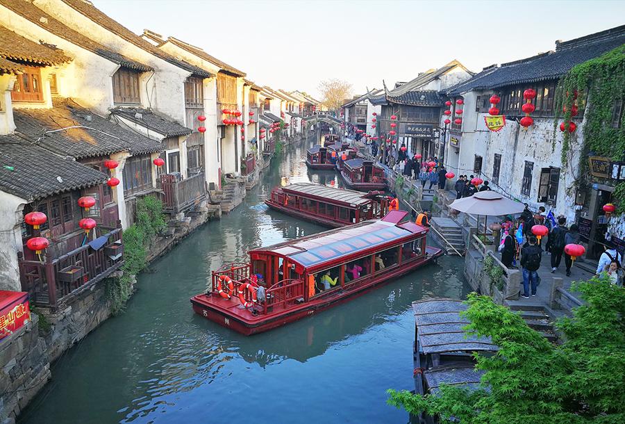 Gastronomía de Jiangsu