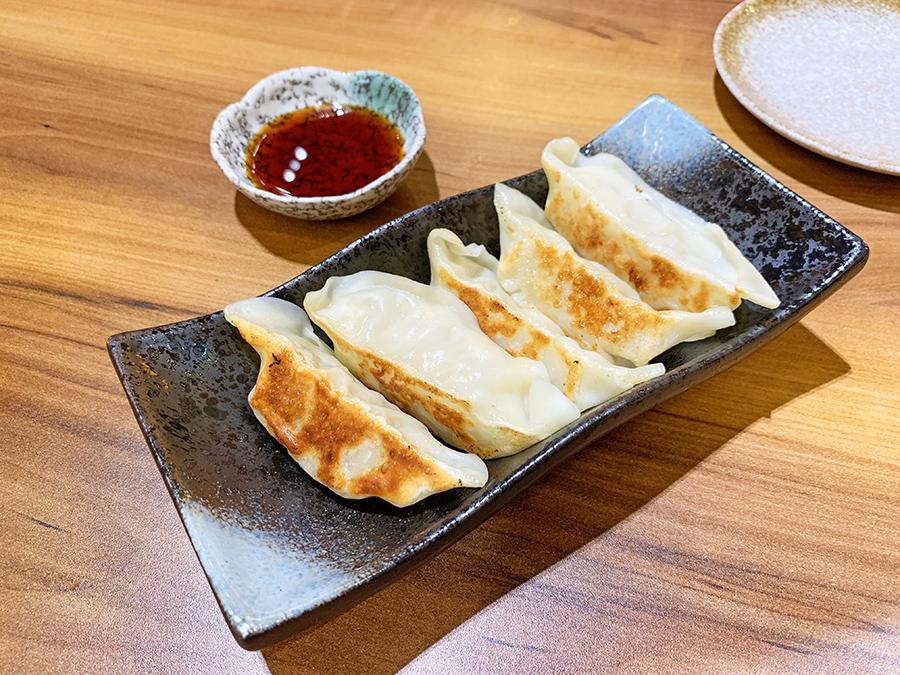 Hinichi Ramen Gyozas
