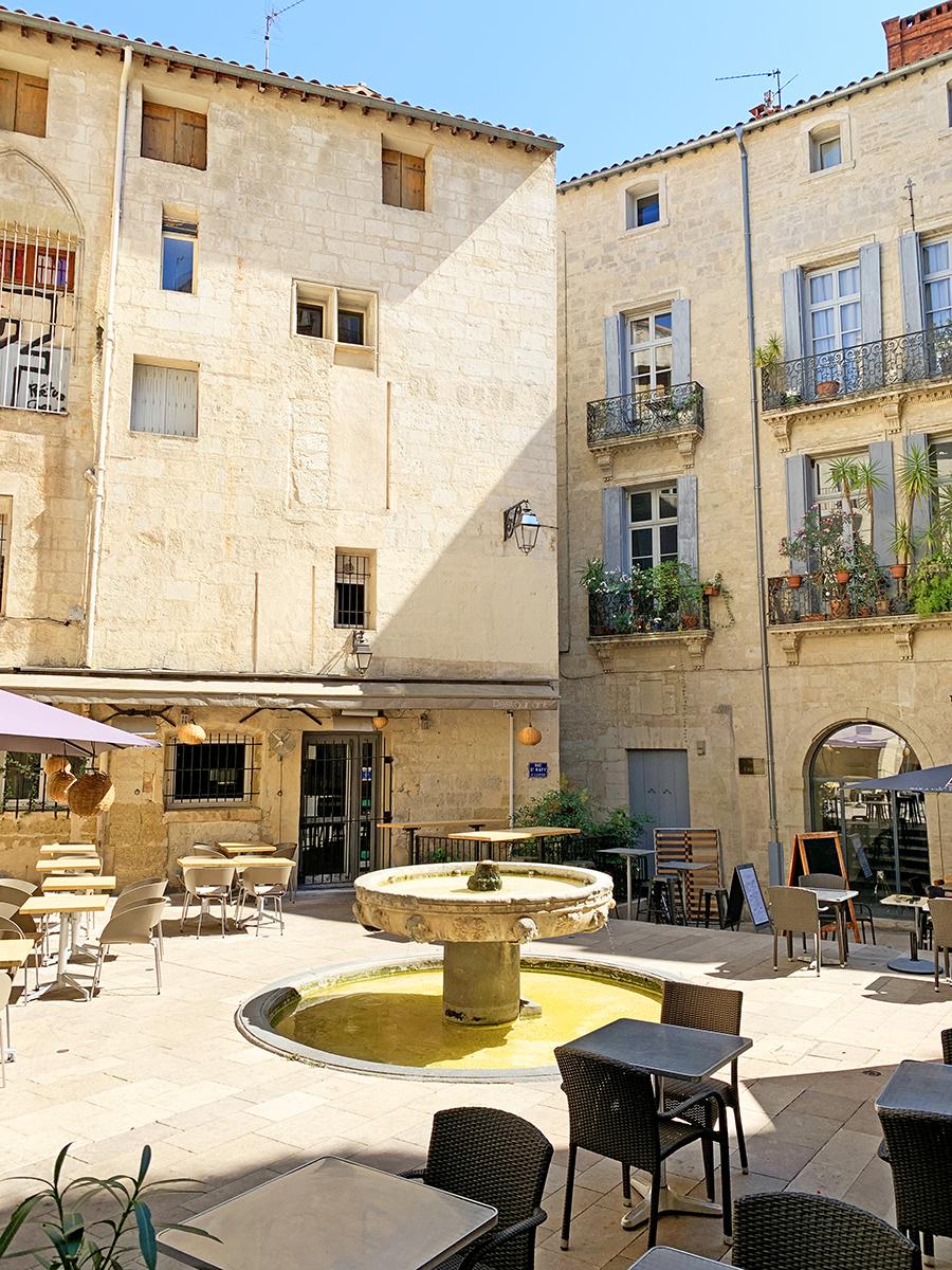 Montpellier desde Barcelona