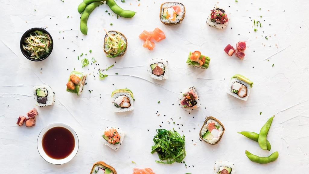 orimaki sushi