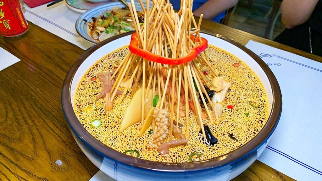 Restaurante Chengdu