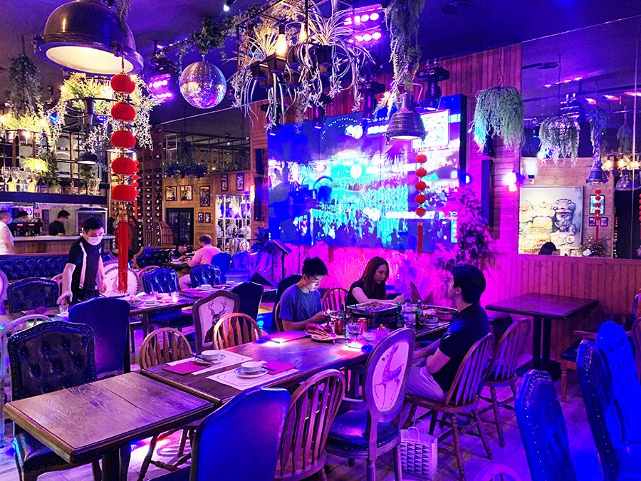 Restaurante Chengdu Cocina china en Barcelona