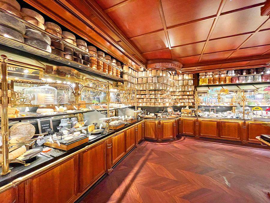 Visitar Les Grands Buffets