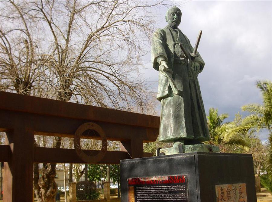 Estatua de Hasekura Ramen