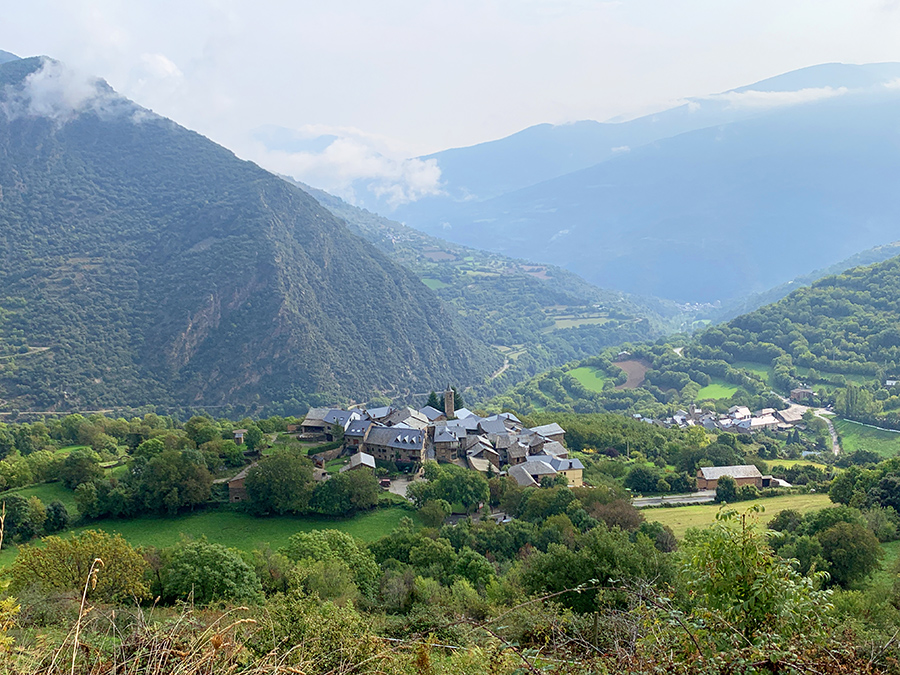 Pallars Subirà Lo Pigal Casa Kiko