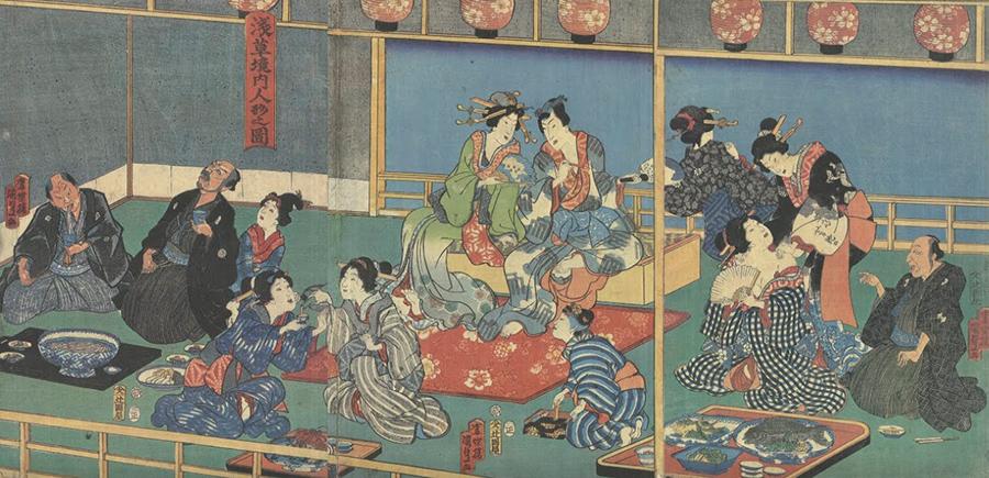 Ramen Soba Japón España