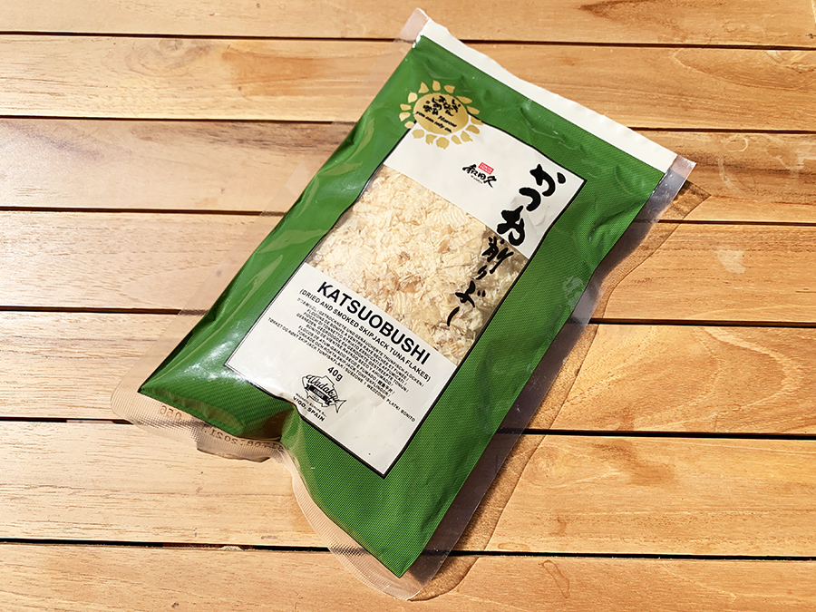 Takoyaki Katsuobushi