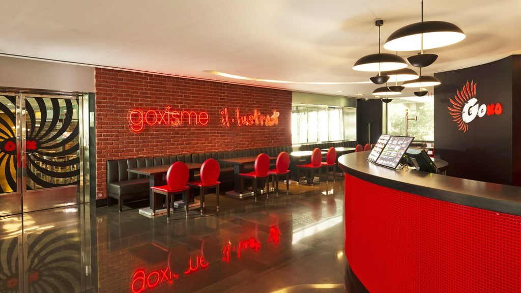 Restaurante Goxo Barcelona