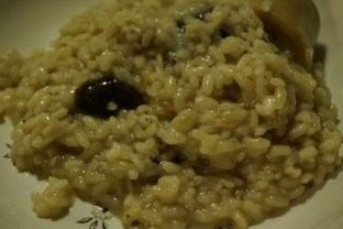 never more restaurante risotto