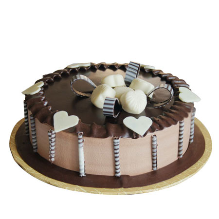 Order For 1 Kg Chocolate Cake From Yummycake At Best Price