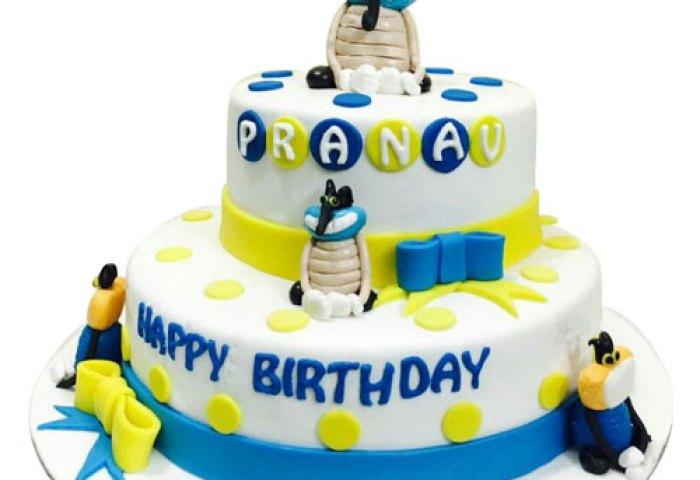 Oggy Birthday Cake Online Best Design Yummycake