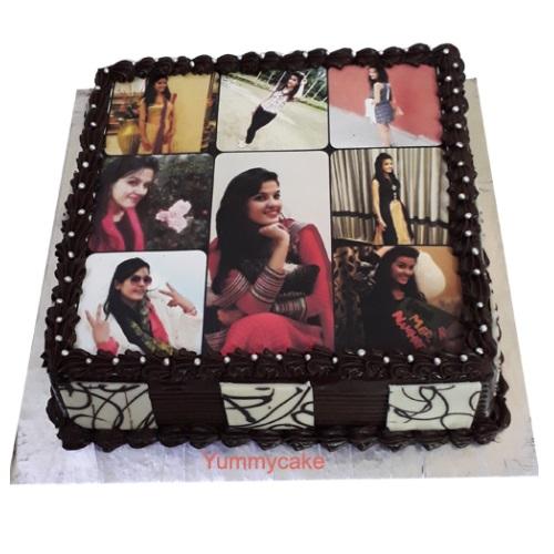 Top 10 Birthday Photo Cakes Online at Best Price   YummyCake