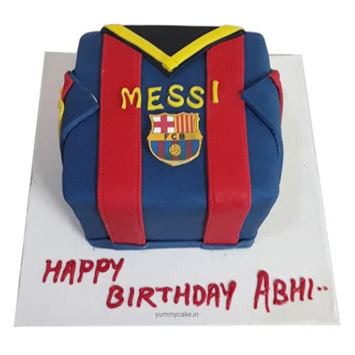 Football Birthday Cakes Online Best Designs Yummycake