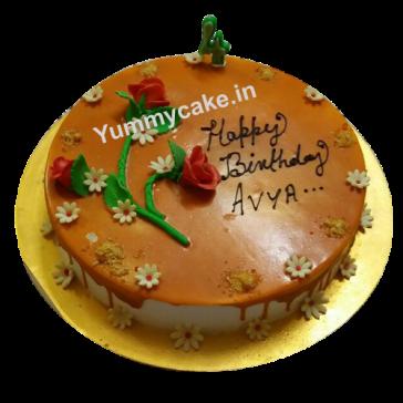 butterscotch-cake-online-yummycake