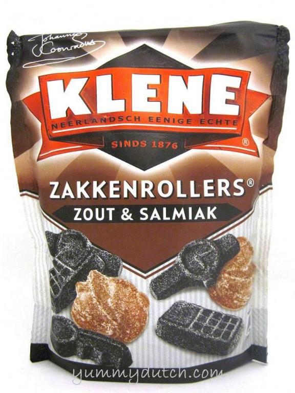 Pickpockets Mixed Salmiak And Salted Licorice Klene