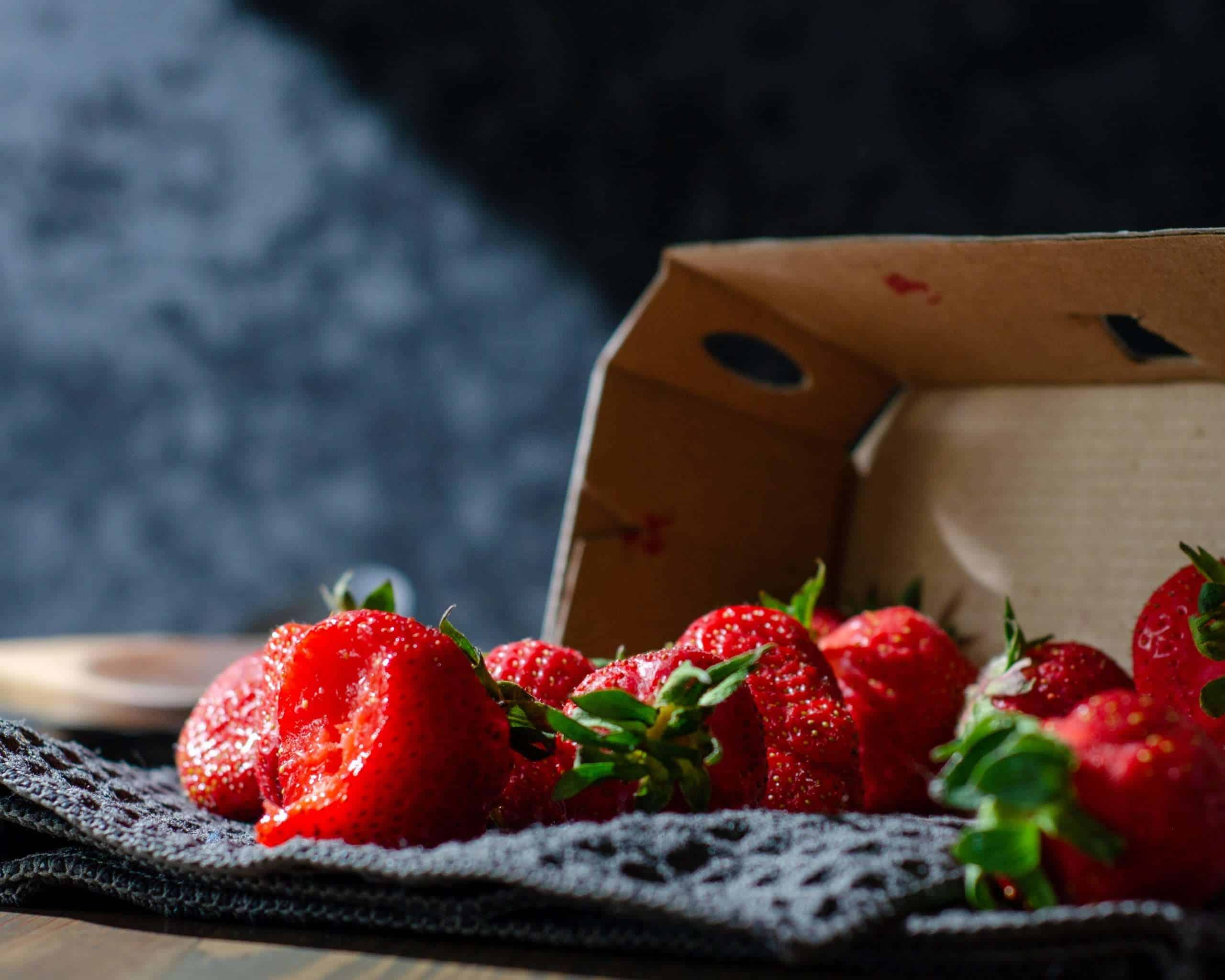 Fresh Ontario Strawberries