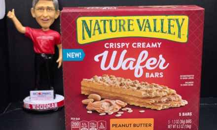 Free Nature Valley Wafer Bars