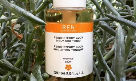 Free REN Liquid Exfoliator