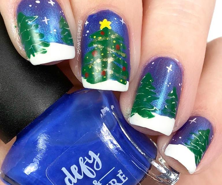 Free 1 Defy and Inspire Nail Polishes