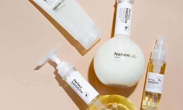 Free 4 Nature Lab Shampoo & Conditioner Sample