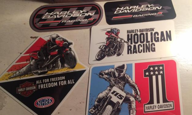 Free Exclusive Harley Davidson Sticker