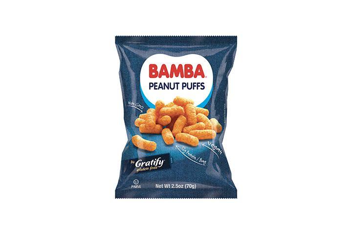 Free Bamba Peanut Puffs