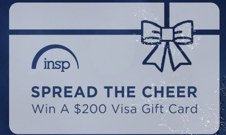"The INSP ""Spread the Cheer"" Sweepstakes"