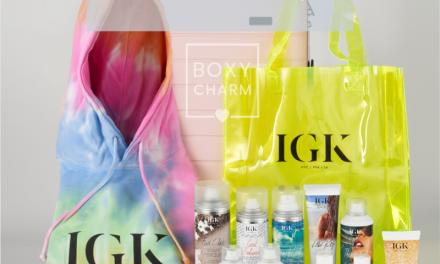 IGK x BoxyCharm Viral Giveaway