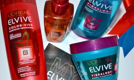 Free Elvive Haircare Sample