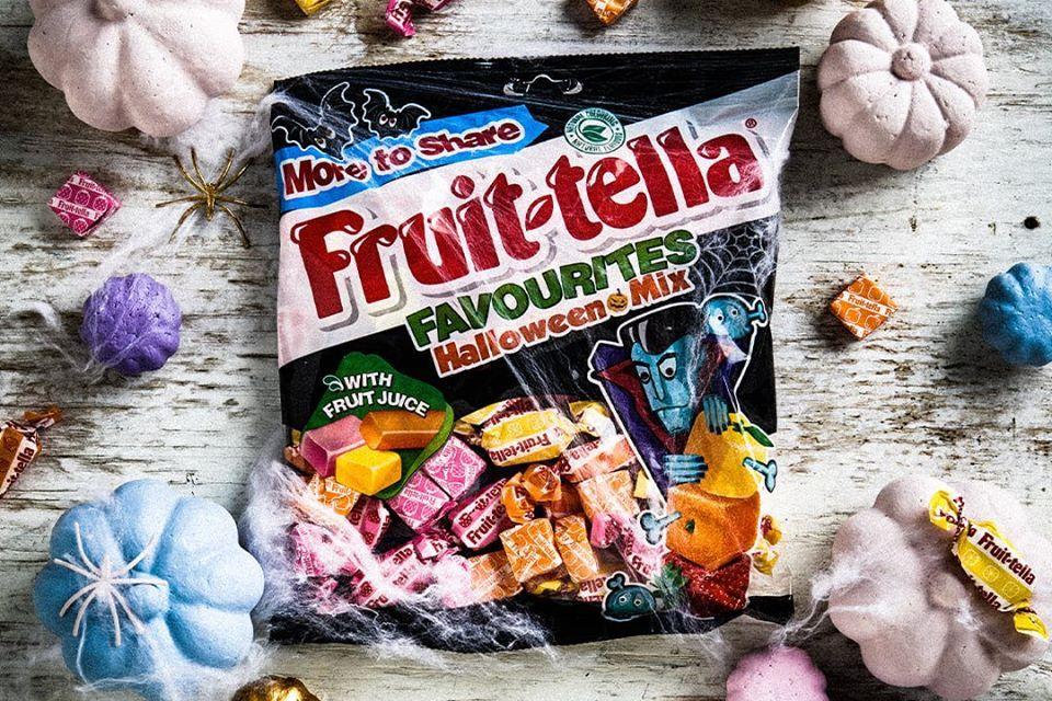 Free Fruit-Tella Sweets