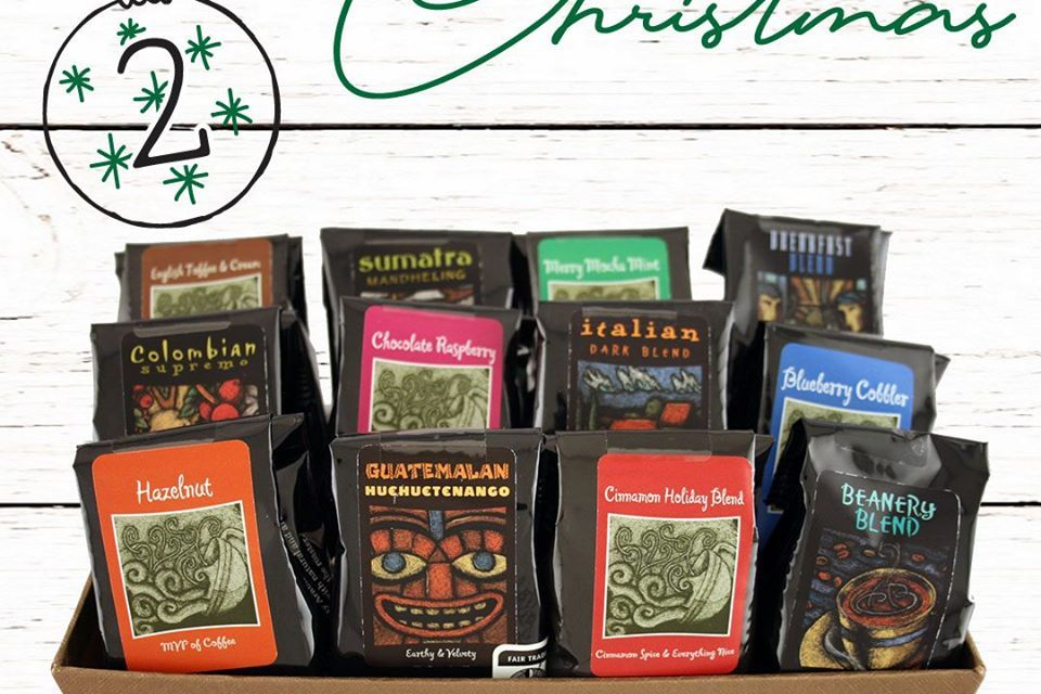 Coffee Beanery 12 Days of Giveaways