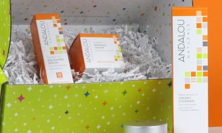 Andalou Naturals 12 Days of Giveaways