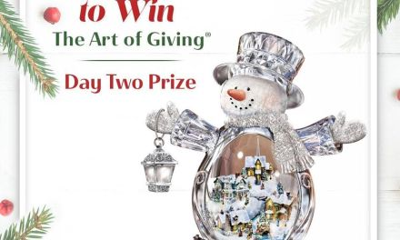 The Bradford Exchange Crystal Snowman Giveaway