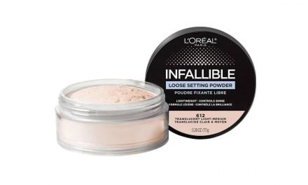 FREE L'Oreal Paris INFALLIBLE Powder Samples