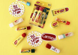 Carmex Freebies Box with the Carmex Club