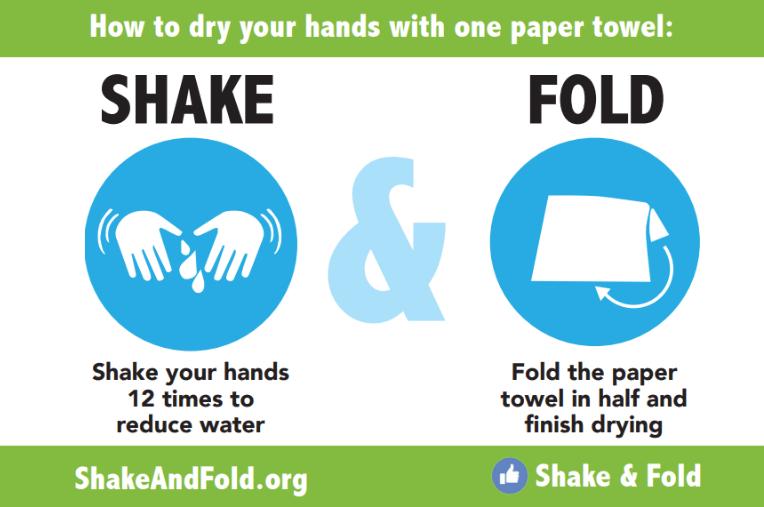 FREE Shake And Fold Stickers