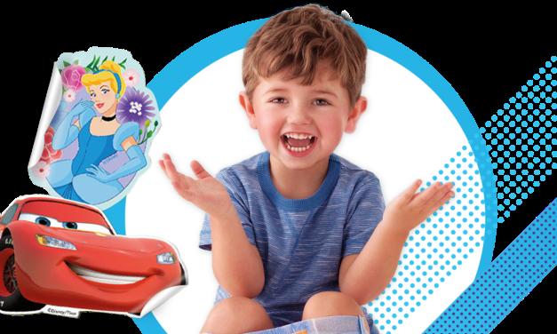 Free Disney Kids Stickers
